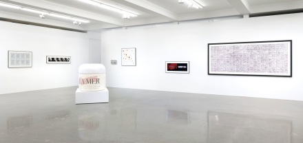 John Waters, Hollywood's Greatest Hits (Installation View), via Sprüth Magers