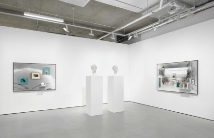 Jonathan Monk. Not Me, Me (Installation View)