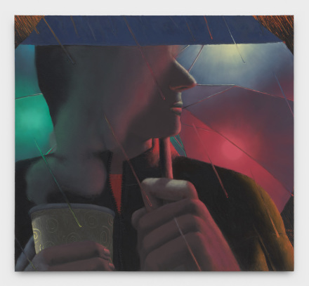 Jordan Kasey, Umbrella (2021), via Nicelle Beauchene