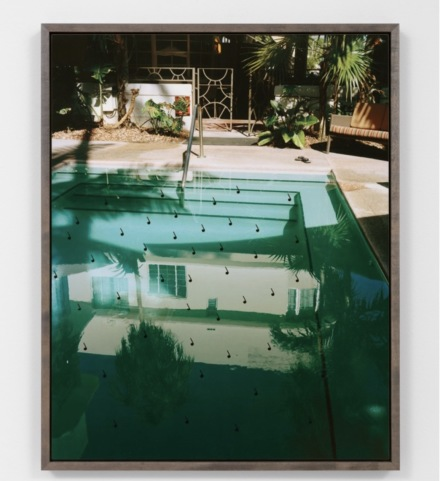 Lucas Blalock, Pool Music (2018-2020), via Eva Presenhuber