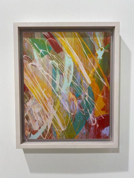 Andy Warhol at Skarstedt, via Art Observed