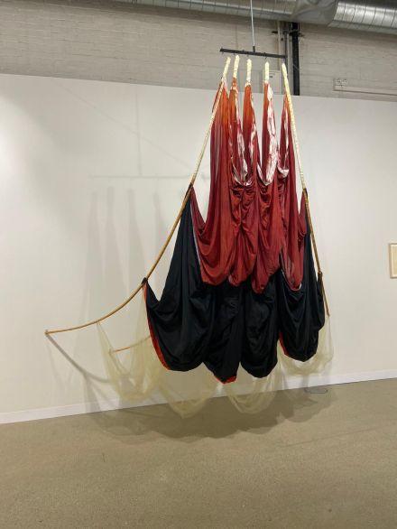 Rosemary Mayr at ChertLüdde, via Art Observed